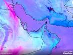 تحديث 1:20 ظُهراً | الكتلة الغبارية تتركز شرقاً وتأثيرات أقل حدة على الرياض حتى الساعة