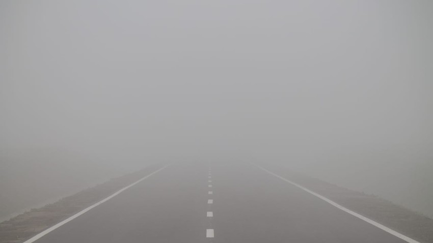 Egypt | Heavy fog alert in some northern areas during Friday / Saturday night