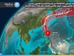 الإعصار المداري CHANTHU/تشانتو من الدرجة الخامسة يلامس شمال الفلبين ويهدد دول إضافية ويتسبب باضرار كارثية