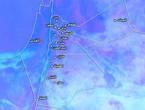 الأردن - تحديث | ازدياد كثافة الغُبار على بعض المناطق والطرق الصحراوية مع تدني كبير على مدى الرؤية الأفقية