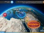 الأردن | كتلة هوائية تؤثر على المملكة تؤدي إلى تغييرات هامه في الطقس بدءًا من مساء الإثنين ... تفاصيل وتوصيات