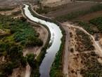 أين يقع أخفض نهر في العالم؟