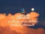 بلاد الشام | بداية تأثير الموجة الحارّة بداية الأسبوع.. وتراجع شدتها اعتباراً من الثلاثاء