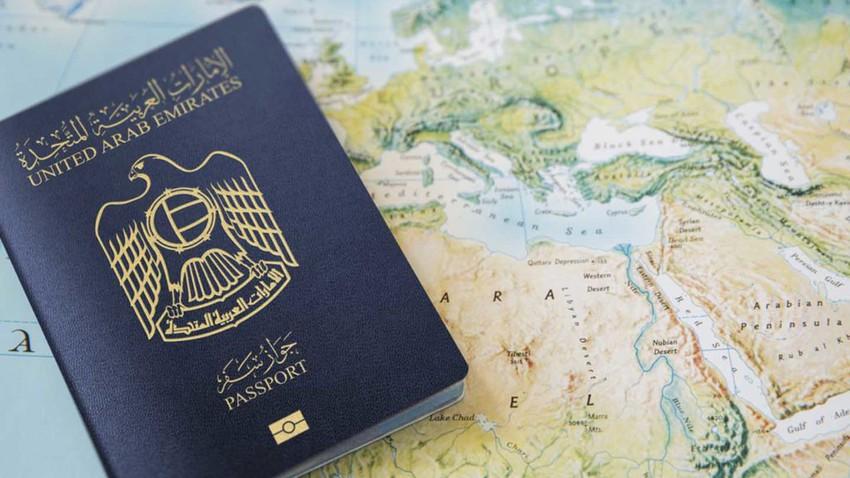 175 دول يمكن للإماراتيين السفر إليها بدون فيزا
