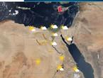 مصر | منخفض جوي الجمعة والسبت... وأمطار متوقعة على شمال البلاد وغبار على عدد من المناطق