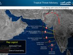 A new tropical state is forming in the southeastern Arabian Sea
