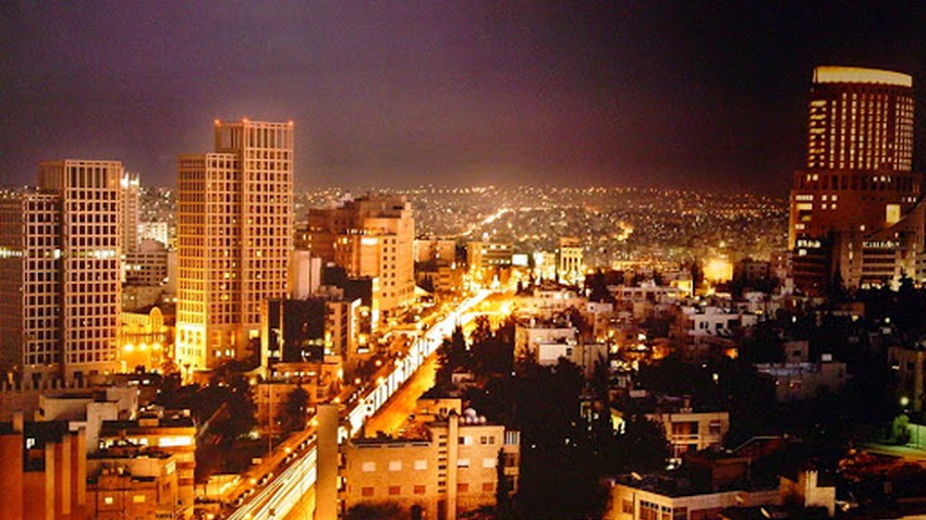 العاصمة الأردنية عمّان .. تتصدر قائمة أبرد العواصم العربية خلال شهر أغسطس