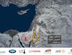 الأردن | أحوال جوية خماسينية تسود الثلاثاء وانخفاض كبير على الحرارة الأربعاء
