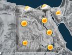 مصر | انخفاض على درجات الحرارة و طقس مستقر