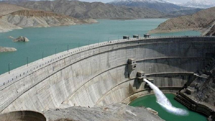 ارتفاع تخزين السدود الى 141.370 مليون متر مكعب بنسبة 42%