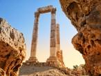 Jordanie   Le Royaume a été de plus en plus touché par la masse d'air chaud mercredi..Détails