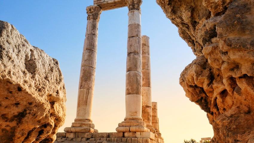 الأردن | إزدياد تأثر المملكة بالكتلة الهوائية الحارة يوم الأربعاء .. التفاصيل