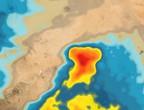 تحديث 9:00م/الدوادمي | سحب رعدية وأمطار متوقعة خلال الساعات القادمة