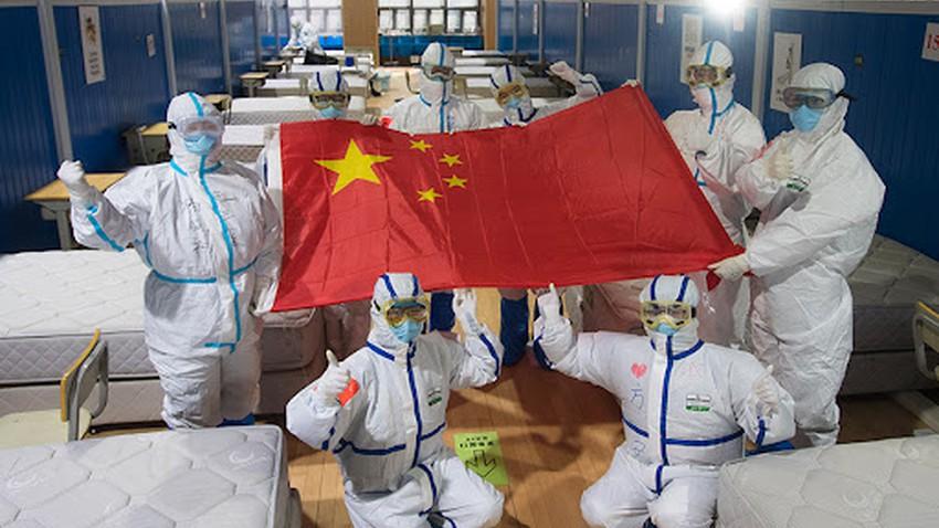 """الصين تعلن عن تسجيل """"صفر"""" اصابة محلية بفيروس كورونا لأول مرة منذ يوليو"""