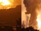 Video | The moment a factory explodes in China due to floods
