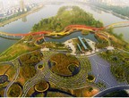 Les villes éponges... L'arme de la Chine contre les inondations