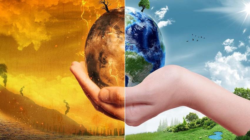 10 علامات خطيرة على تسارع تغير المناخ ظهرت خلال العام الماضي