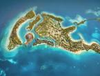 'Sinister' est une incroyable île saoudienne inspirée des récifs coralliens