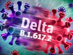 After its spread in more than 80 countries, what is the `delta` mutated of the Corona virus, which worries the world