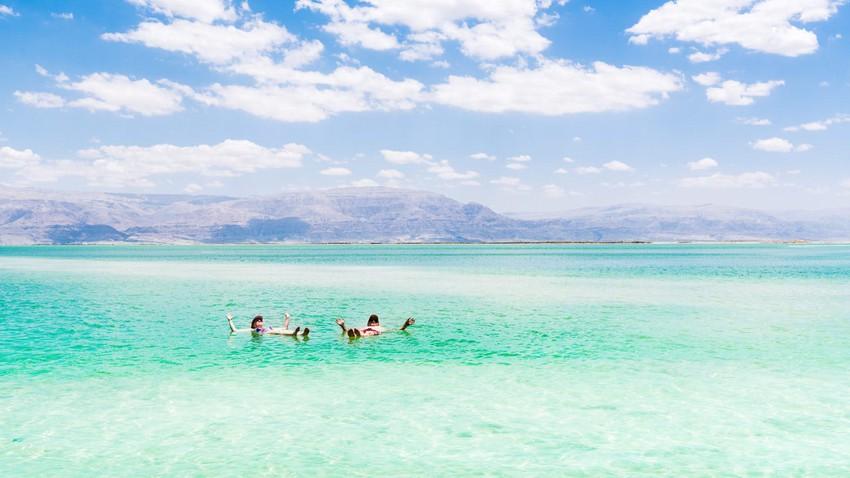 Des secrets que vous ne connaissez pas sur la région la plus basse du monde - la mer Morte