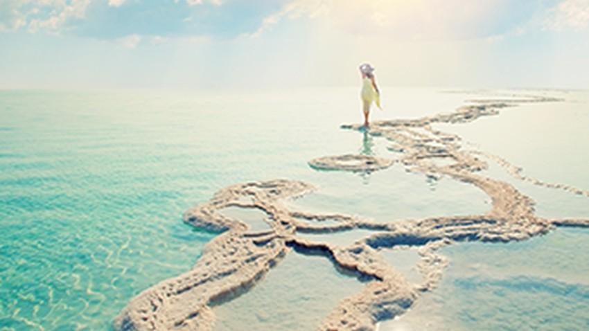 البحر الميت.. وجهة مميزة لتعزز صحتك الجسدية والنفسية