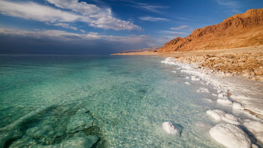 Facts you do not know about the Dead Sea... one of the strangest natural wonders in the world