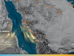 Arabie Saoudite | Des indications sur la possibilité de vagues de poussière se précipitant du Soudan vers le sud-ouest du Royaume la semaine prochaine
