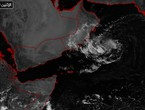 Oman Meteorology issued statement No. 2 on the tropical state in the Arabian Sea