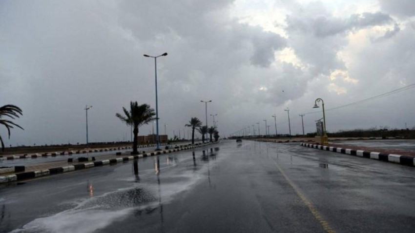 السعودية   أمطار رعدية محتملة في 3 مناطق يوم الأربعاء.. تفاصيل