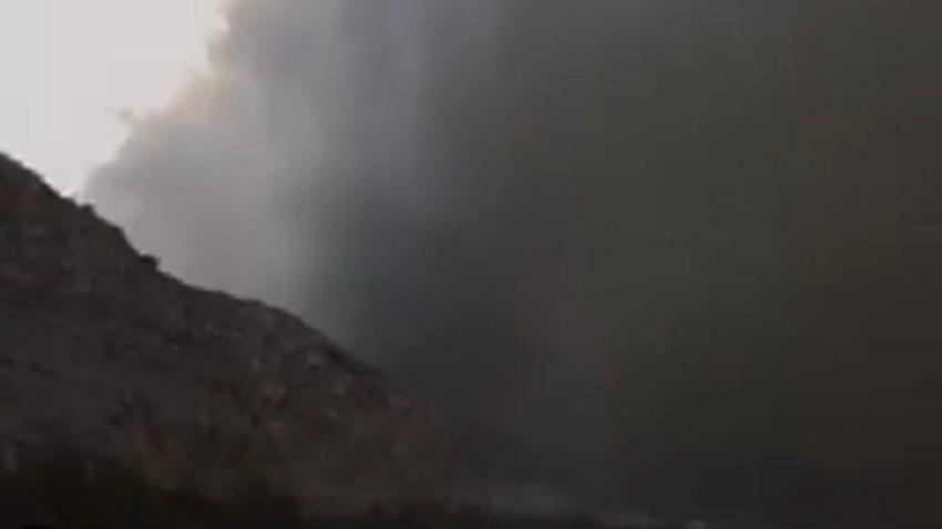 بالفيديو   أقوى 7 مقاطع ترصد ضخامة عاصفة إيران الجدارية ولحظة تأثيرها على سواحل مسندم في سلطنة عُمان