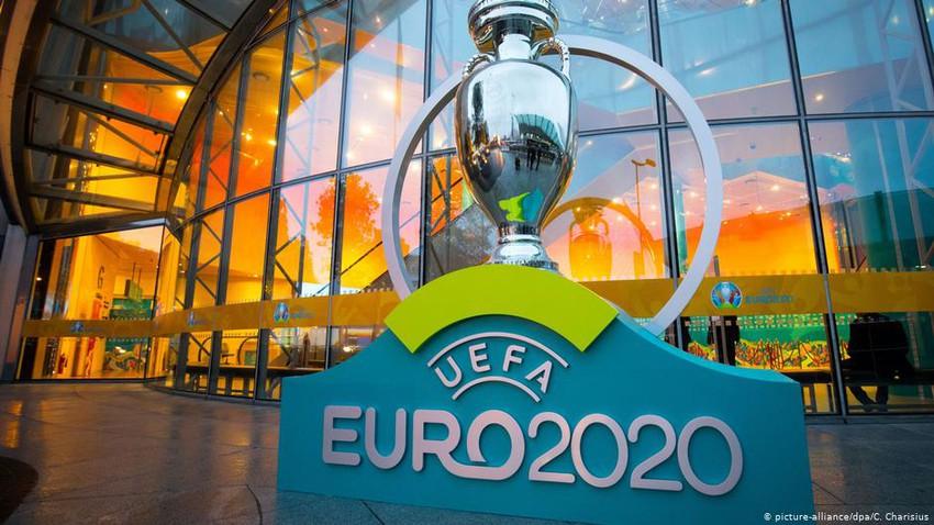 """انطلاق بطولة أمم أوروبا """"يورو 2020"""" اليوم متحدياً فيروس كورونا - الفرق والمجموعات ومواعيد المباريات"""