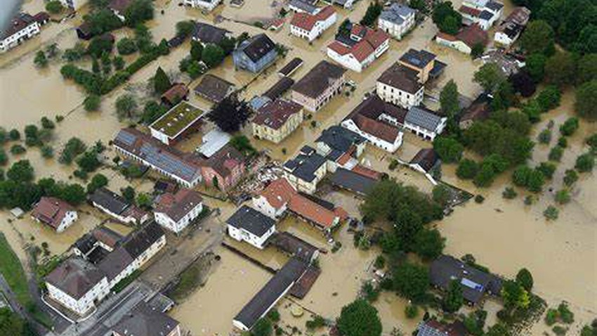 Experts explain the cause of the historical floods that swept Germany, Belgium and the Netherlands