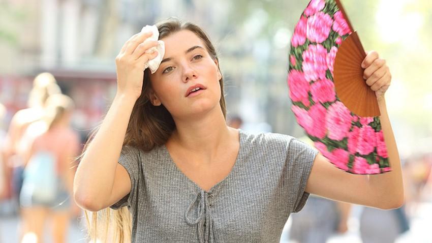 ما سبب زيادة شعورنا بالحر مع ارتفاع نسبة الرطوبة