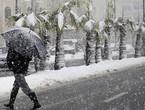 Memory of the snowstorm Hoda