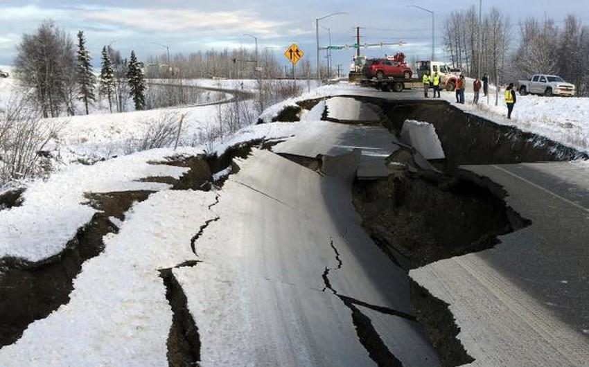 زلزال بقوة 7.5 درجات يضرب قبالة سواحل ألاسكا
