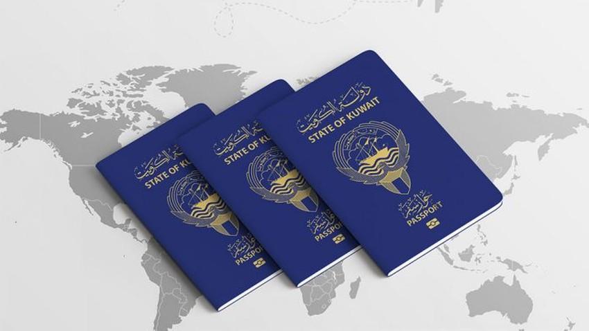 96 دولة يمكن للكويتيين السفر إليها بدون فيزا لعام 2021
