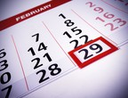 Astronomically | Why does the month of February extend in some years to 29 days?
