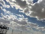 الطقس في الخليج العربي | حالة ضعيفة من عدم استقرار جوي على الكويت