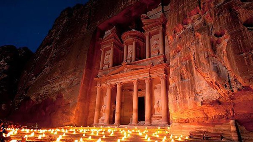 """Pleasant trips to Petra with the low-cost """"Our Jordan is a Paradise"""" program"""