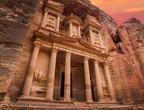 La reprise du tourisme dans la ville jordanienne de Petra a enregistré le plus grand nombre de visiteurs depuis le début de la pandémie de Corona