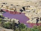 """بعد التحاليل.. الكشف عن سر """"المياه الحمراء"""" التي ظهرت في البحر الميت"""
