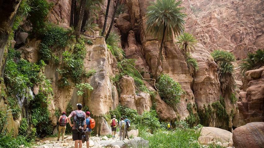 تعرف على أشهر المحميات الطبيعية في الأردن