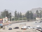 Video | The stormy and rainy atmosphere that `Shafa Al-Taif` is experiencing now..