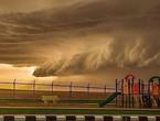السعودية | طقس  العرب ينبه من شدة غزارة الأمطار وسيول قد تكون جارفة يومي الجمعة والسبت في هذه المناطق