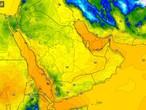 السعودية | آخر مستجدات الكتلة الهوائية الخريفية المؤثرة شمالاً وتوقعات الأمطار في مناطق المملكة نهاية الأسبوع