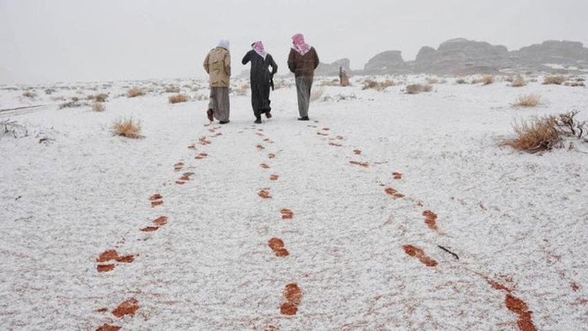 وجهات ومدن سعودية لمحبي الأجواء الباردة في الشتاء