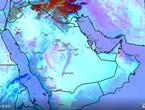 تحديث 11:30 صباحاً | موجة غبار قوية تتحرك باتجاه منطقة القصيم وطقس مغبر الساعات القادمة