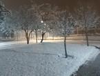 La neige recouvre une ville en Argentine pour la première fois en 14 ans