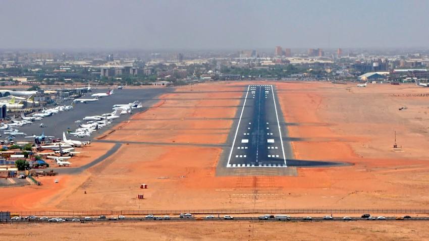 هبوط اضطراري لـ12 طائرة إثيوبية في الخرطوم خلال 6 ساعات