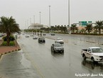 Videos | Watch how the Saudis documented the rainy situation